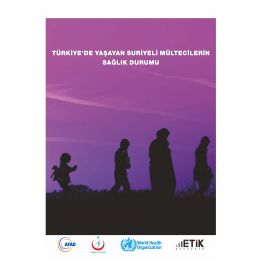 Health Status Survey for Syrian Refugees in Turkey